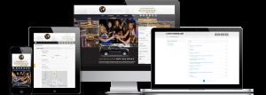 Earth Limos Website Redesign & CMS Integration