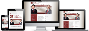 Website design and development examples