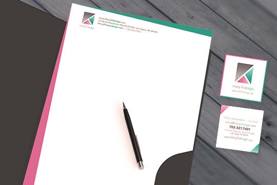 Noey R Design Corporate Branding & Graphic Design