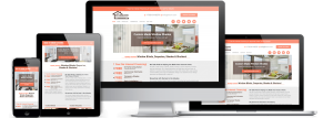 House of Window Coverings Website Development