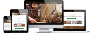 Colonial Millworks Website Redesign