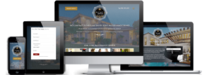 Trajan HomeServices WordPress Website on many devices