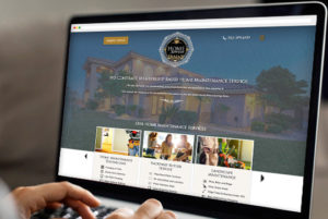 Trajan HomeServices WordPress Website thumbnail